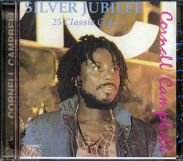 Cornell Campbell - Silver Jubilee: 25 Classic Cuts