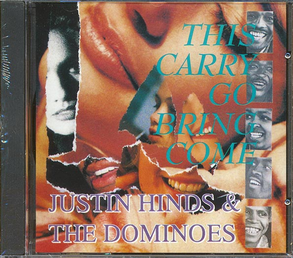 Justin Hinds - This Carry Go Bring Come