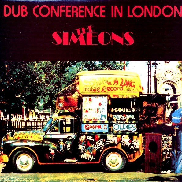 Simeons - Dub Conference In London