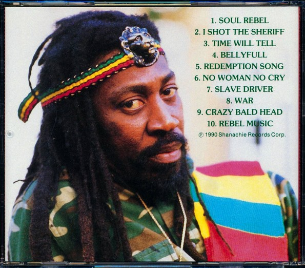 Bunny Wailer - Time Will Tell: A Tribute To Bob Marley