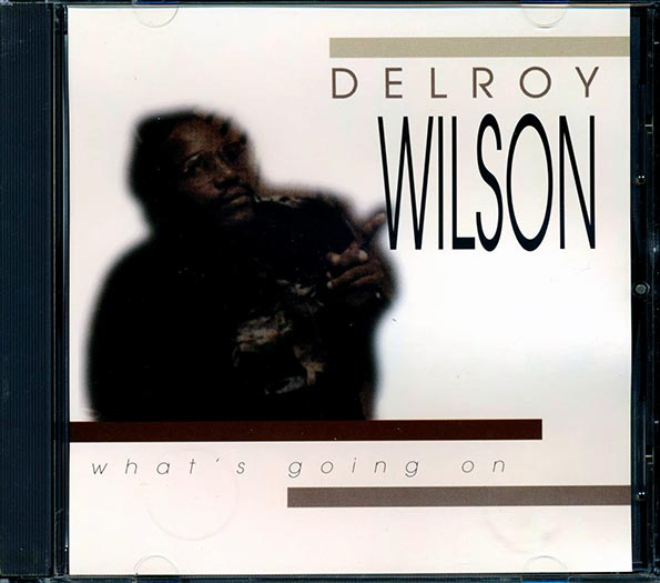 Delroy Wilson - What's Going On