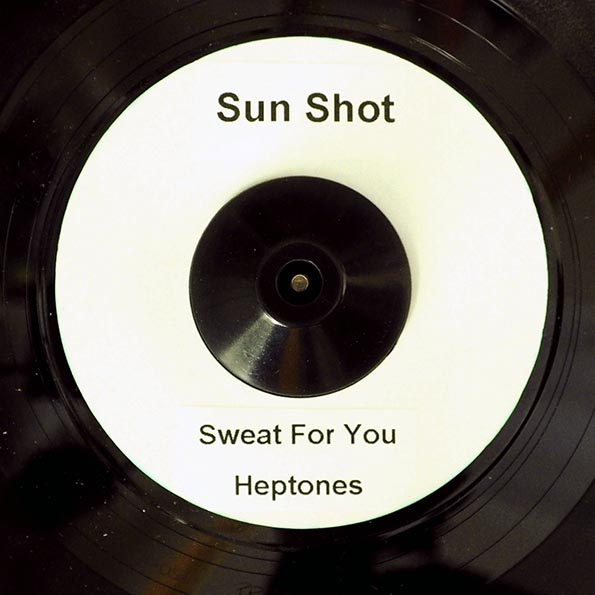 Heptones - Sweat For You  /  U Roy - Real Cool