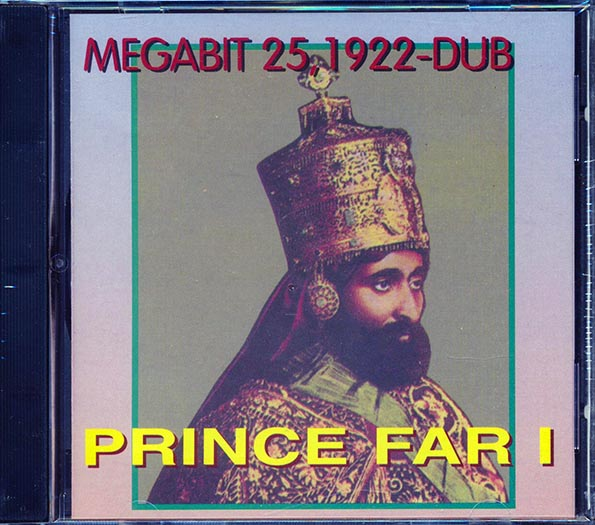 Prince Far I - Megabit 25 Dub