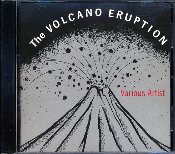 Wailing Souls, Johnny Osbourne, Yellowman, Etc - Volcano Eruption
