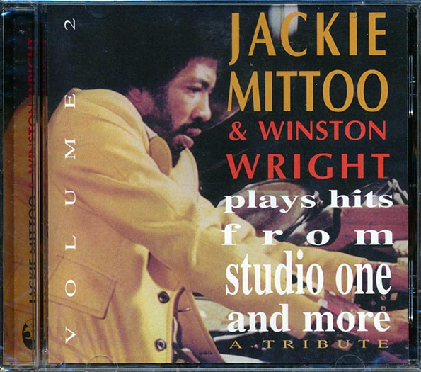 Jackie Mittoo, Winston Wright - Plays Hits From Studio One & More