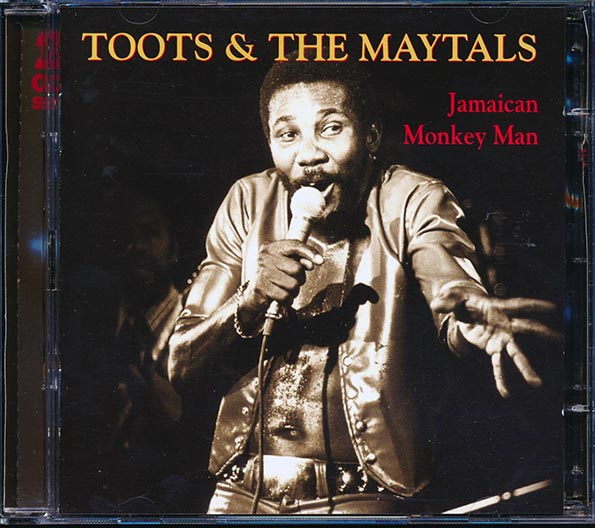 Toots & The Maytals - Jamaican Monkey Man