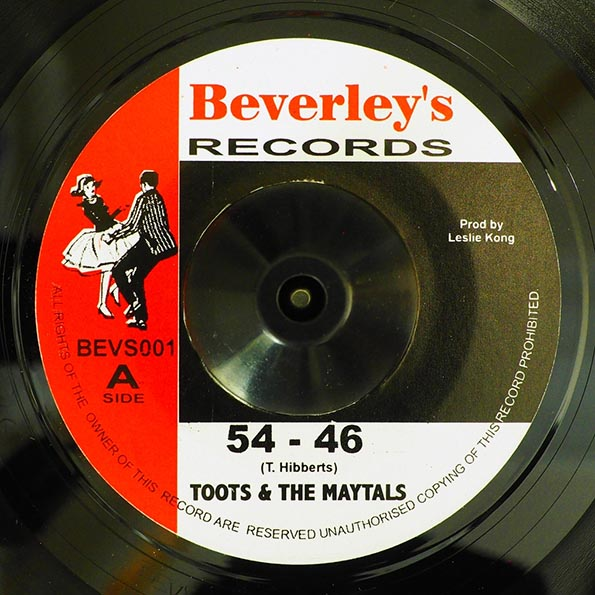 Toots & The Maytals - 5446  /  Toots & The Maytals - Pressure Drop