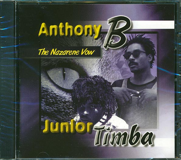 Anthony B, Junior Timba - The Nazarene Vow