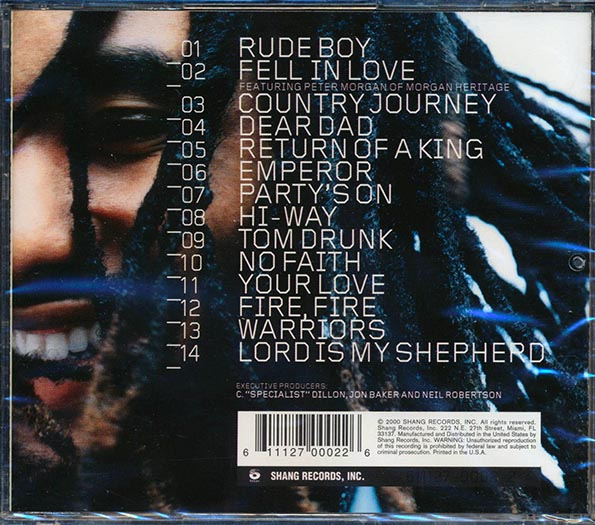 Kymani Marley - The Journey