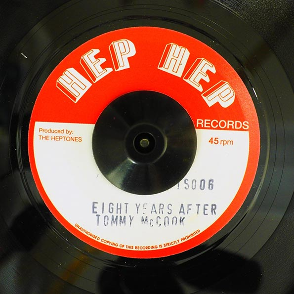 Heptones - I'm In The Mood For Love  /  Tommy McCook - Eight Years After