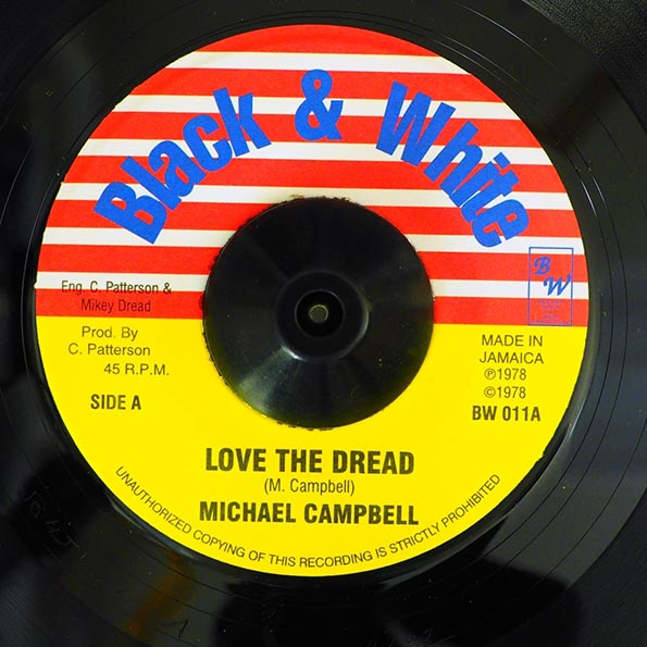 Mikey Dread - Love The Dread  /  Al Campbell - Keep It Up