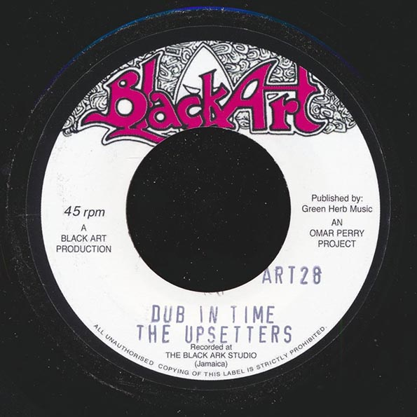 The Gladiators - Time  /  The Upsetters - Dub In Time
