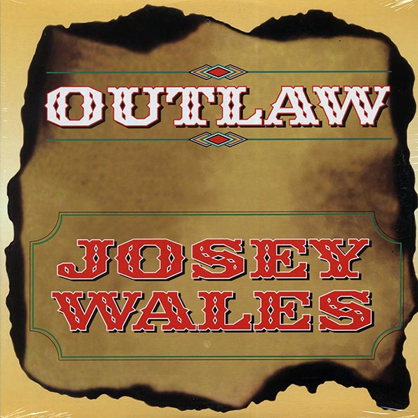 Josey Wales - Outlaw (Ganja Pipe Is Harmless)
