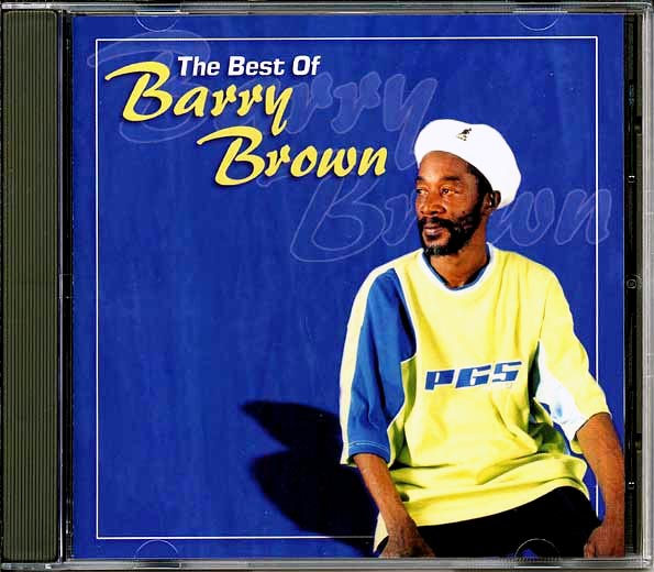 Barry Brown - Best Of Barry Brown