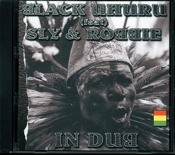 Black Uhuru - In Dub (Dubs from 'Black Sounds Of Freedom')