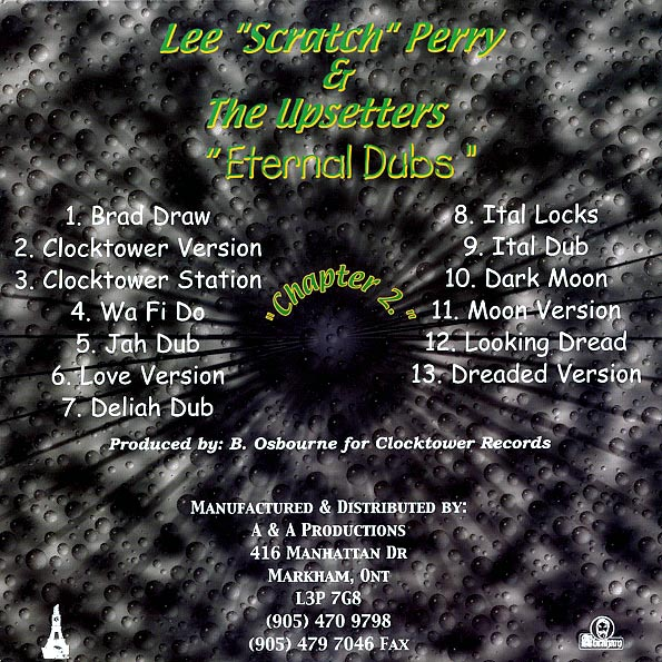 Lee Perry - Eternal Dubs Chapter 2