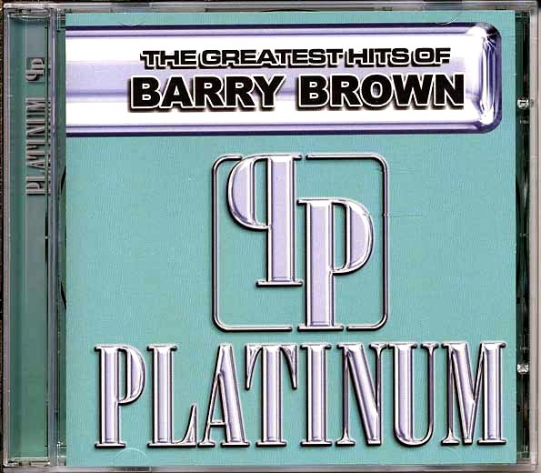 Barry Brown - Platinum: Greatest Hits