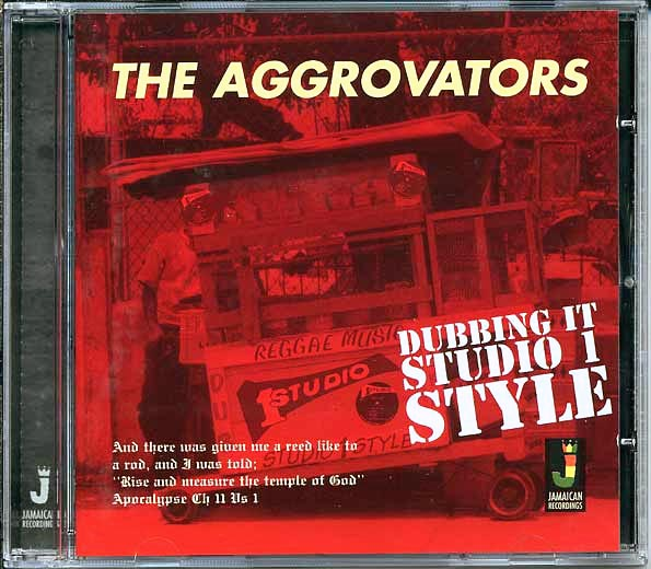 The Aggrovators - Dubbing It Studio 1 Style