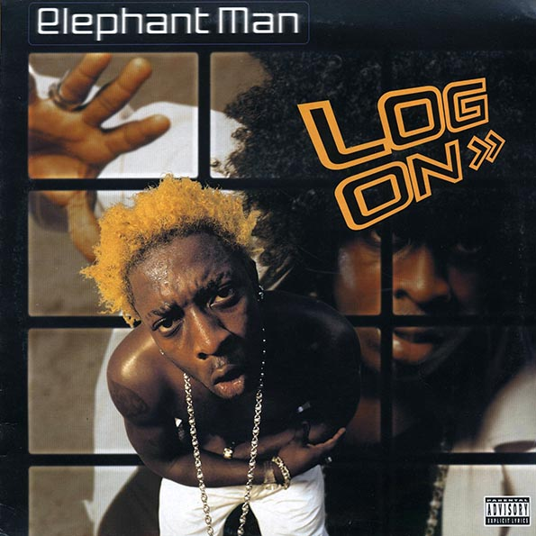 Elephant Man - Log On