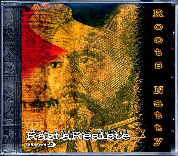 Roots Natty - Rasta Resiste: The Living Dread