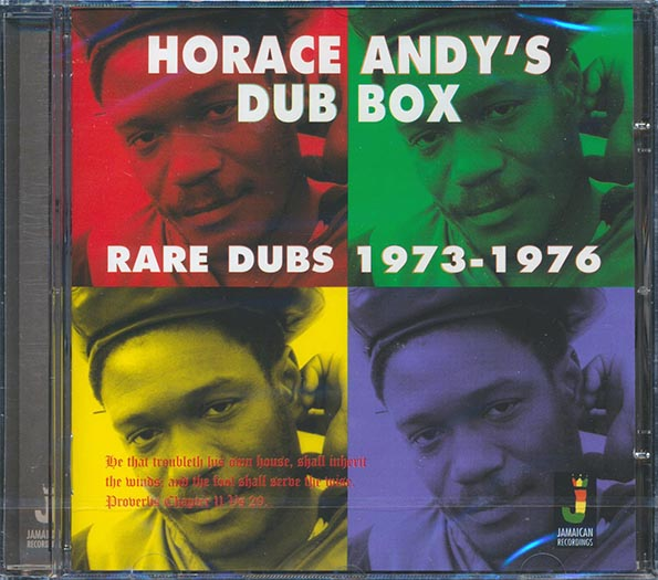 Horace Andy - Horace Andy's Dub Box: Rare Dubs