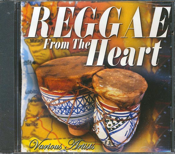 Capleton, Jah Cure, Luciano, Etc - Reggae From The Heart