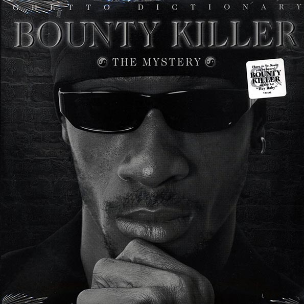 Bounty Killer - Mystery: Ghetto Dictionary