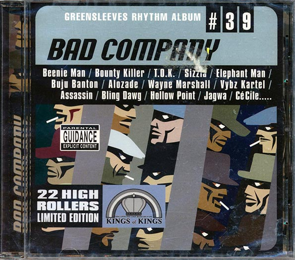 Greensleeves Rhythm Album: Bad Company