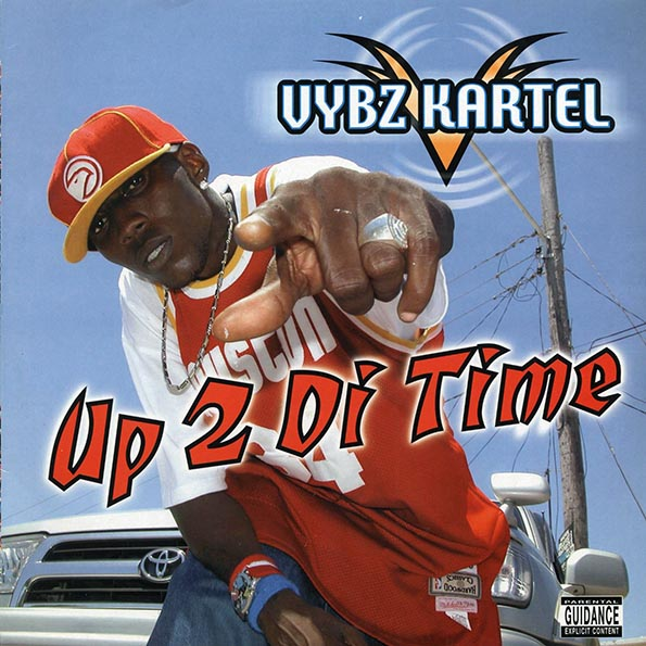 Vybz Kartel - Up 2 Di Time