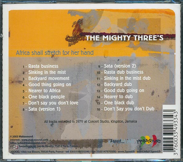 The Mighty Threes - Africa Shall Stretch Forth Her Hand
