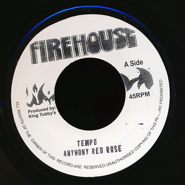 Anthony Red Rose  - Tempo  /  Aids Version
