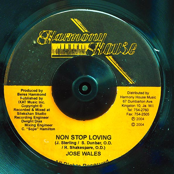 Josey Wales - Non Stop Loving