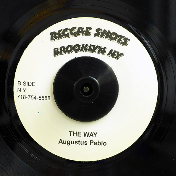 I Kong - The Way It Is  /  Augustus Pablo - The Way