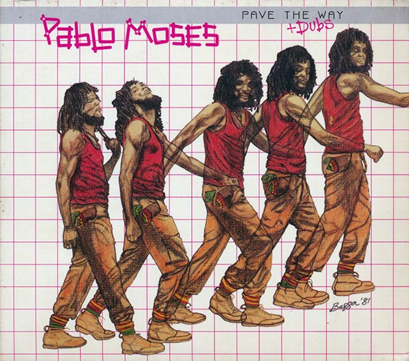 Pablo Moses - Pave The Way + Dub