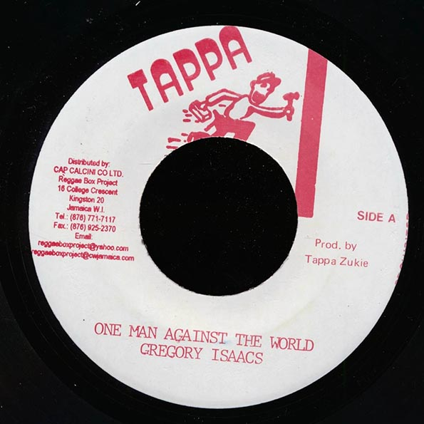 Gregory Isaacs - One Man Against The World  /  Version