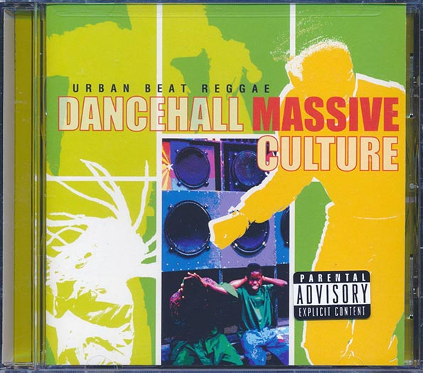 Michael Rose, Everton Blender, Beres Hammond, Etc - Urban Beat Reggae: Dancehall Massive Culture