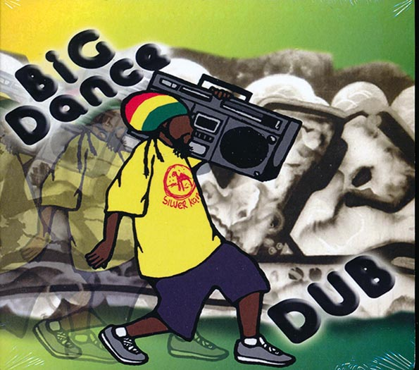 Jah Thomas - Big Dance Dub