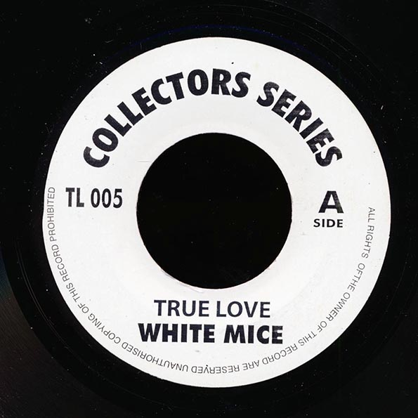 White Mice - True Love  /  Version
