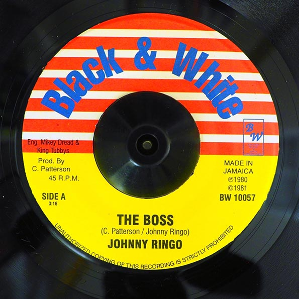 Johnny Ringo - The Boss  /  King Tubby - Billboard Skank