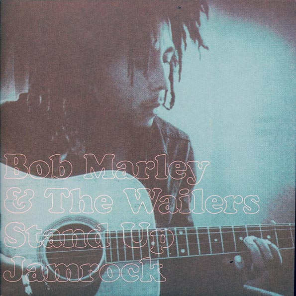 Bob Marley - Stand Up Jamrock  /  Stir It Up (PICTURE SLEEVE)