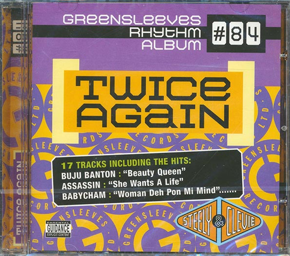 Greensleeves Rhythm Album: Twice Again