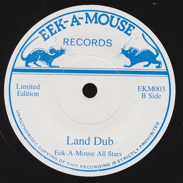 Eek A Mouse - My Father's Land  /  Version