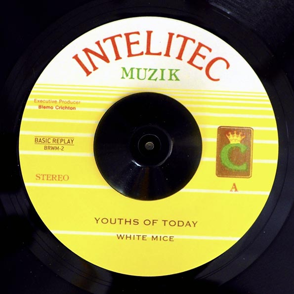 White Mice - Youths Of Today  /  Version