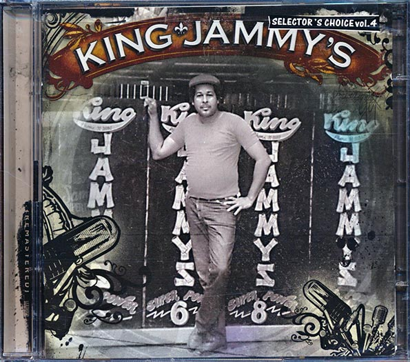 King Jammy - Selector's Choice Volume 4