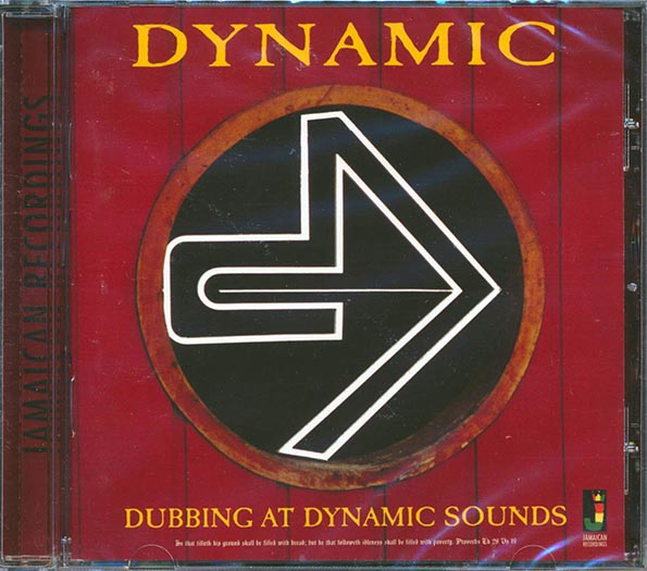 Dynamic - Dubbing At Dynamic Sounds