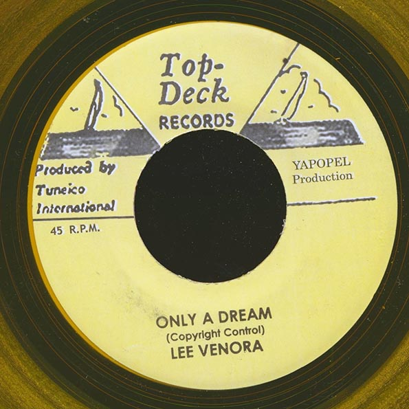 The Jets - Fresh Out Of Love  /  Lee Venora - Only A Dream