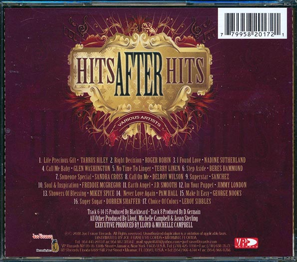 Hits After Hits