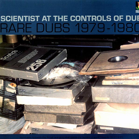 Scientist - Scientist At The Controls Of Dub: Rare Dubs 1979-1980