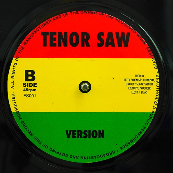 Tenor Saw - Jah Guide And Protect Me  /  Version