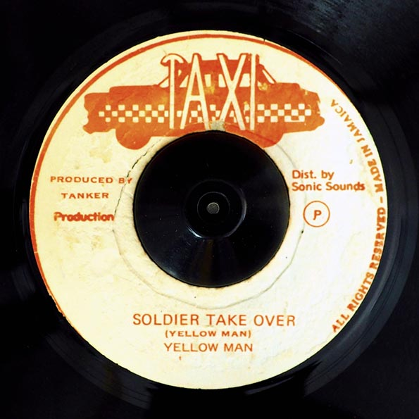 Yellowman - Soldier Take Over  /  Version